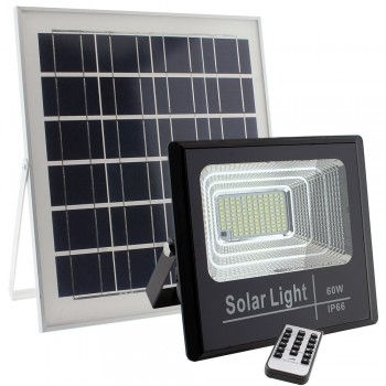 KIT FOCO LED EXTERIOR SOLAR...