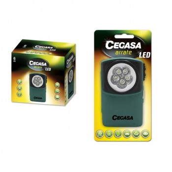 LINTERNA ARRATE 5 LEDS